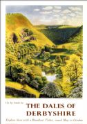 Dales of Derbyshire, Monsal Dale. BR (LMR) Vintage Travel Poster by Stanley Roy Badmin